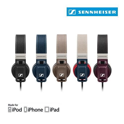 Sennheiser 森海 URBANITE 線控耳罩式耳機 五色可選 iOS專用 宙宣公司貨