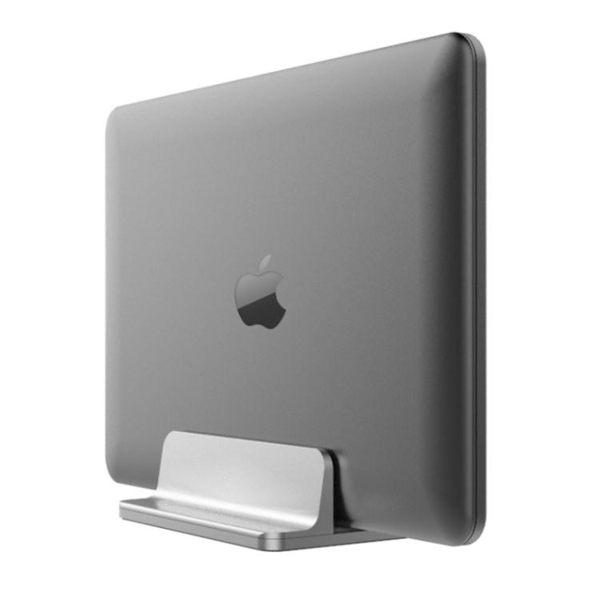 筆記本支架 立式蘋果電腦托架macbook airpro桌面收納架子底座夾子【韓衣潮人】