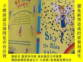 二手書博民逛書店Sky罕見the Blue Fairy 藍天仙女.Y200392