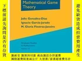 二手書博民逛書店An罕見Introductory Course On Mathematical Game Theory-數學博弈論