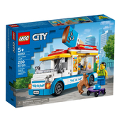 60253【LEGO 樂高積木】城市系列 City-冰淇淋車 (200pcs)
