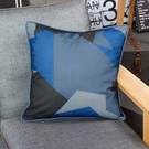 幾何迷彩抱枕套45x45-生活工場