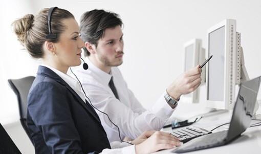 國洋TENTEL K-362 降躁靜音鍵單耳款 headset phone 辦公室 總機 行銷 外商採購 電話耳機