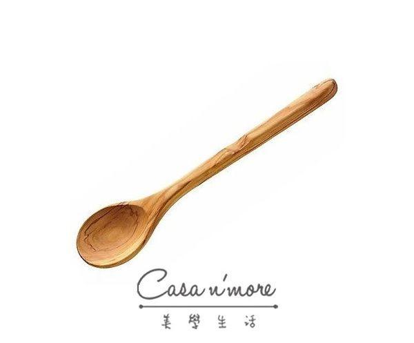 Scanwood 橄欖木 湯匙 湯勺 30CM
