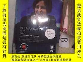 二手書博民逛書店ACCA罕見Approced study Text paper