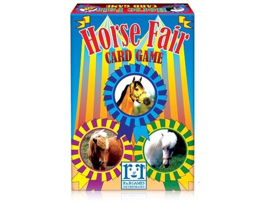 [楷樂國際] 賽馬展示會 Horse Fair #R&R Games 桌遊