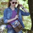 【TROOP】經典品格CLASSIC單肩包/TRP0362BN(棕色)
