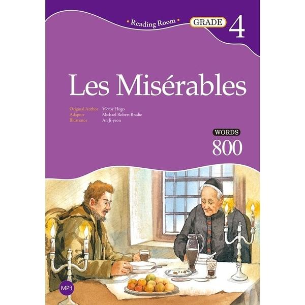 Les Misérables(Grade 4)(2nd Ed.)(25K經典文學