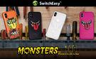 APPLE iPhone X / Xs / Xs Max / XR SwitchEasy MONSTERS 笑臉怪獸保護殼 背蓋 手機殼 背殼 殼