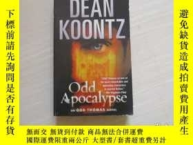二手書博民逛書店Odd罕見Apocalypse An Odd Thomas No