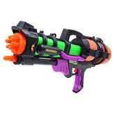 兒童玩具噴水槍寶寶沙灘戲水槍大號高壓成人呲水搶男孩背包打水槍 英雄聯盟igo
