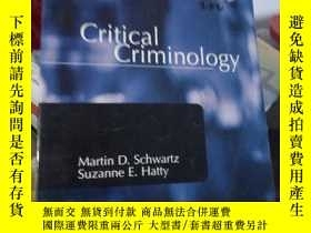二手書博民逛書店Controversies罕見in Critical Crimi
