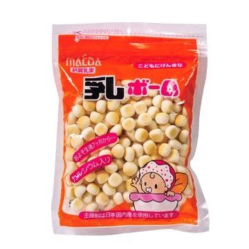 『121婦嬰用品館』日本 乳球燒果子(120g)