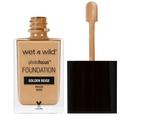 wet n wild 完美上相打光粉底液-金黃米白 30ml