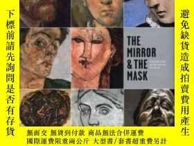 二手書博民逛書店The罕見Mirror And The Mask: Portraiture In The Age Of Picas