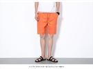 找到自己 MD 日系 時尚 潮 男 純色簡約素面 五分褲 休閒短褲 沙灘短褲