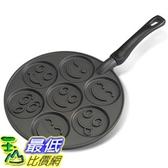 [7美國直購] 煎餅鍋 Nordic Ware Smiley Face Pancake Pan
