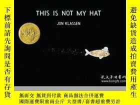 二手書博民逛書店This罕見Is Not My Hat-這不是我的帽子Y436638 Jon Klassen Candlewi