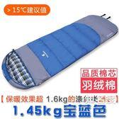 睡袋 成人睡袋大人 季加厚戶外室內雙人情侶單人保暖旅行隔臟袋T 2色