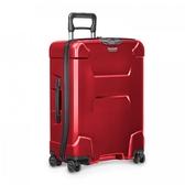 【終身保固 Briggs & Riley TORQ系列 QU127SP-31】 27吋四輪硬殼行李箱(紅)