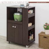 櫥櫃 廚房櫃 收納【收納屋】亞多雙門收納廚房櫃&DIY組合傢俱