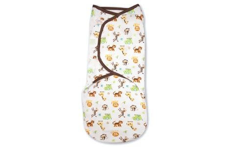 [寶媽咪親子館]美國Summer Infant/SwaddleMe 懶人包巾 嬰兒包巾純棉【S號】54940