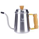 金時代書香咖啡 GABEE. 1425B細口壺 0.7L 砂光  HA1660ST