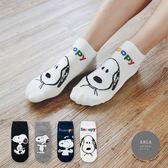 正韓直送【K0447】韓國襪子 立體史努比短襪  韓妞必備短襪 阿華有事嗎