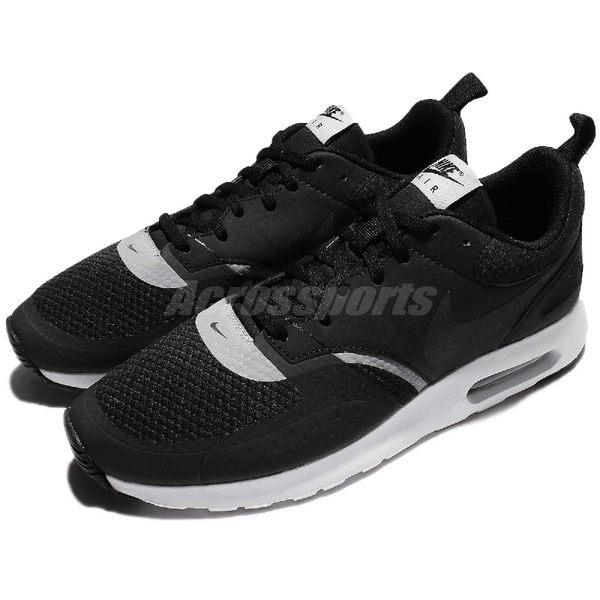【六折特賣】 Nike 休閒慢跑鞋 Air Max Vision SE 黑 白 休閒鞋 運動鞋 氣墊 男鞋【PUMP306】 918231-006