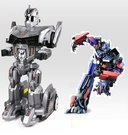 【騎乘機器人】【變形金剛造型遙控電動車】...
