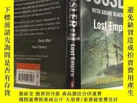 二手書博民逛書店Lost罕見Empire:失落的帝國Y200392
