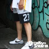 Nike Jordan Short 黑灰 拼接 23號 籃球褲 男 (布魯克林) 2017/7月 861466-012