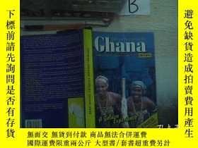 二手書博民逛書店OFFICIAL罕見GHANA TOURIST GUIDE 2009 官方迦納導遊2009(01)Y26111