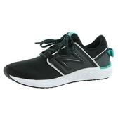 New Balance 女款黑綠運動慢跑鞋-NO.WVRCRNB1