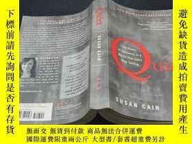 二手書博民逛書店罕見QUIETY20092 Susan Cain Broadway books 出版2012