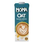 【南紡購物中心】MOMA-全麥燕麥奶(咖啡師)x4瓶(1000ml/瓶)