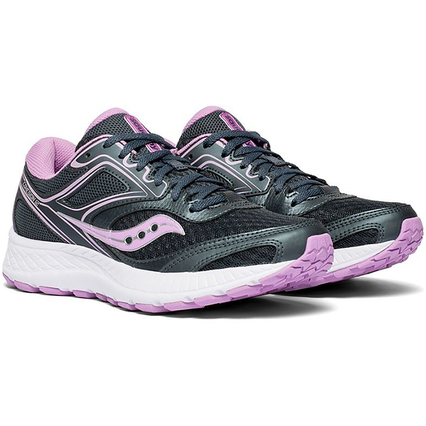 Saucony 19SS 越野 女越野鞋 GRID COHESION 12系列 S10471-2 贈腿套【樂買網】