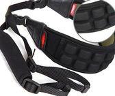 呈現攝影-韓國AIR CELL AIR-03 寛5.5cm 多功能氣墊式相機背帶  減壓背帶/透氣/顆粒/手腕帶 黑色