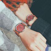 手錶 ins手表女學生簡約韓版潮流ulzzang復古森系
