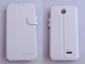 gamax HTC Desire 310 磁扣荔枝紋側翻手機保護皮套 商務二代 側立 內TPU軟殼