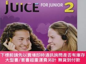 二手書博民逛書店LISTENING罕見JUICE FOR JUNIOR 2Y201150 Leslie Sean etc. A