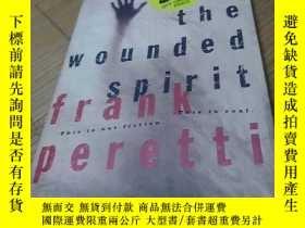 二手書博民逛書店the罕見wounded spirit frank perett