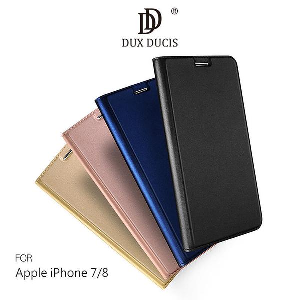 【妃凡】DUX DUCIS iPhone SE 2020/iP 8/7 SKIN Pro 皮套 手機殼 保護套 (K)