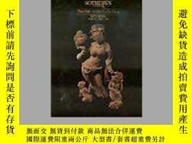 二手書博民逛書店蘇富比罕見紐約 佛像 拍賣 Pan-Asian Collecti