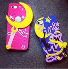 iPhone 6免運蘋果 iPhone 5 iphone6 plus(5.5吋) S6 原宿 美少女戰士保護套(任選二個$900)