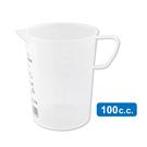 力銘量杯100cc 刻度量杯 透明量杯 烘培 尖嘴塑膠量杯 【台灣製】