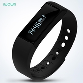 iwown埃微i5Plus智能手環運動手錶藍牙防水記計步器小米2華為蘋果