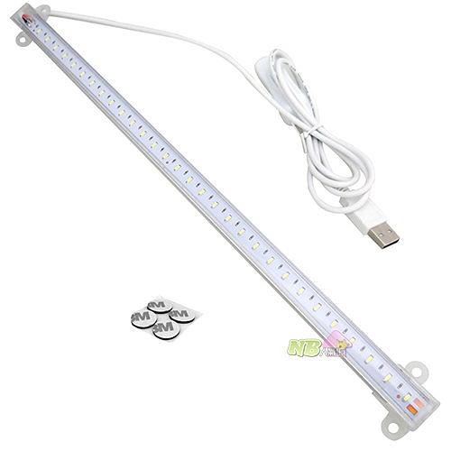 USB LED 長條燈 (5W) -- 帶開關/LED燈管