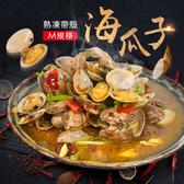 【大口市集】熱炒肥美鮮甜海瓜子20包(500g/包)