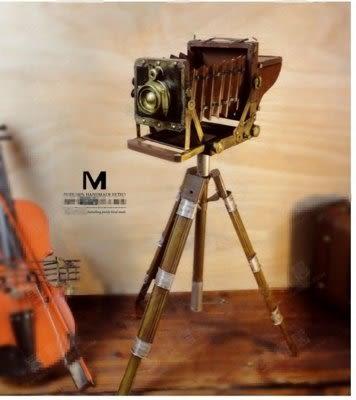 柯達老式照相機模型 道具櫥窗擺設 60CM高【藍星居家】